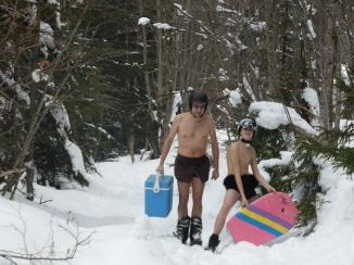 Ed et Fred glacière